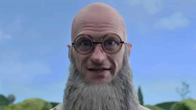 Un déguisement du comte Olaf