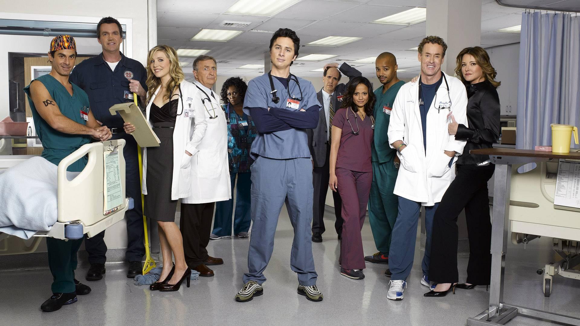 Avis Série TV : Scrubs, la série qu'il ne faut pas avoir
