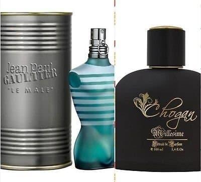 Avis sur les parfums de la marque Chogan