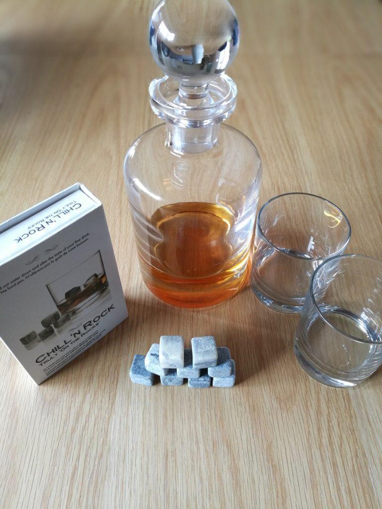 Comment rafraîchir  un whisky