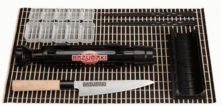 Le kit sushis Bazumaki