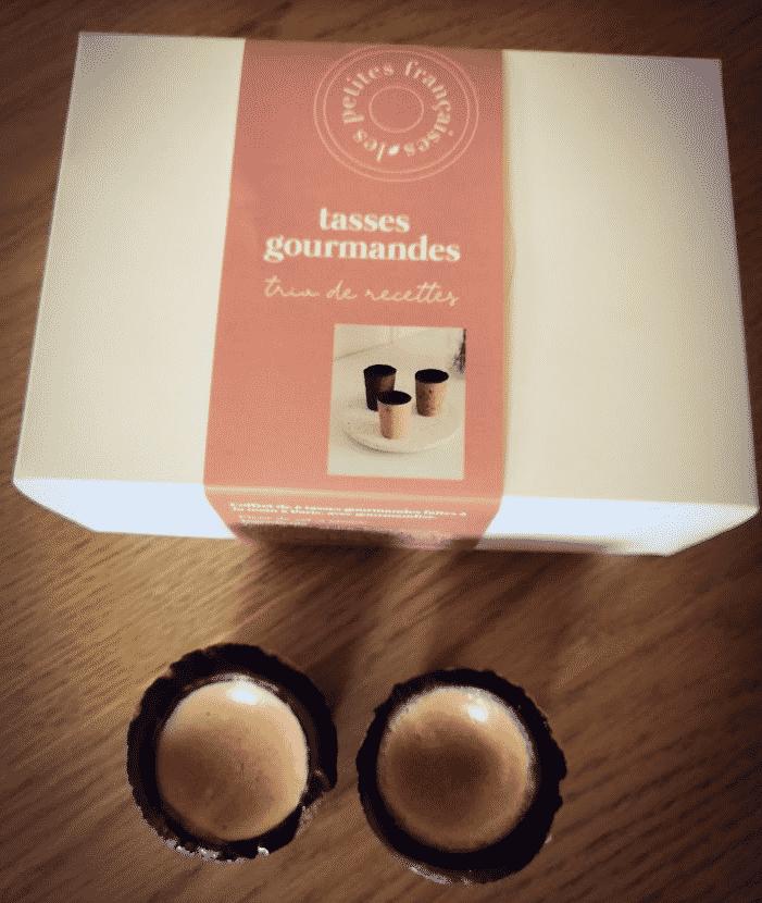 Les tasses gourmandes par les petites françaises