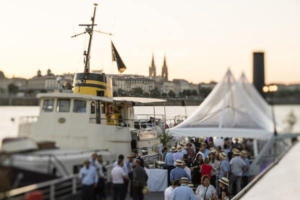 Un séminaire sur bateau - Crédits photos : Mon Séminaire à Bordeaux