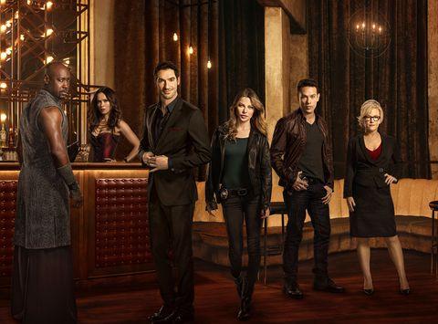 Lucifer - Casting saison 1