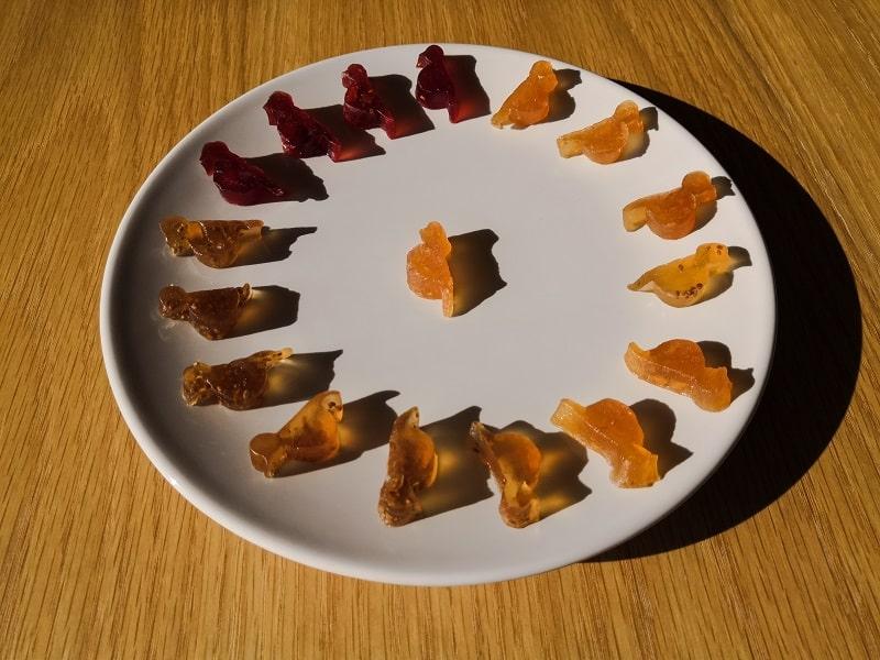Une belle assiette de bon becs par Tinybird