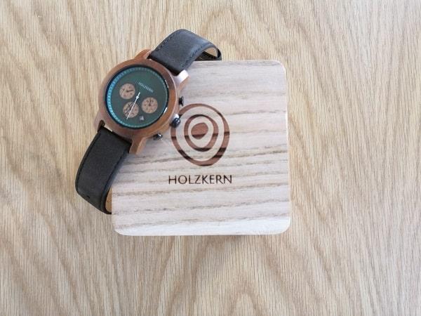 Un boitier entièrement en bois - Holzkern