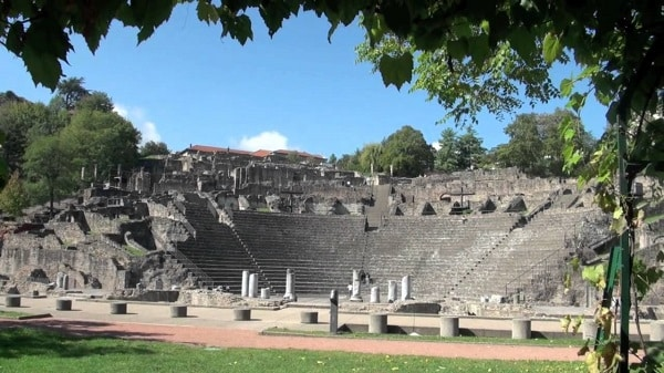 Théâtres romains à Lyon