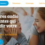 Avis Souffleur de Rêves : les contes audio en ligne