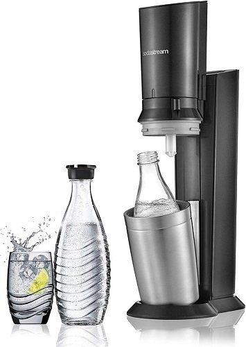 Un joli design pour la Sodastream crystal 2