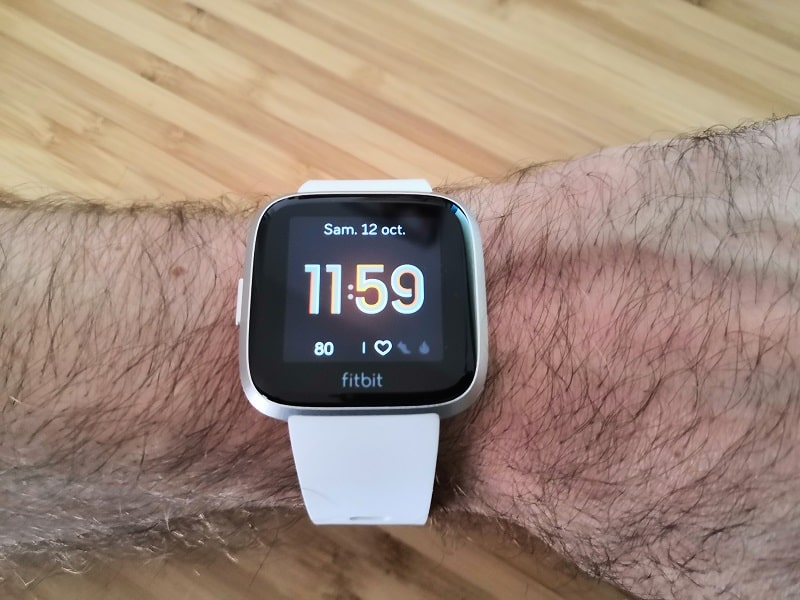 Cadran horloge Fitbit Versa Lite