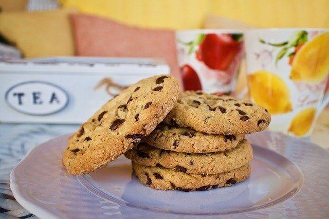 Des cookies sans gluten