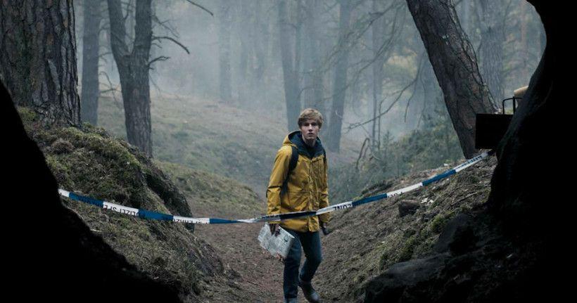 Jonas série Dark sur Netflix