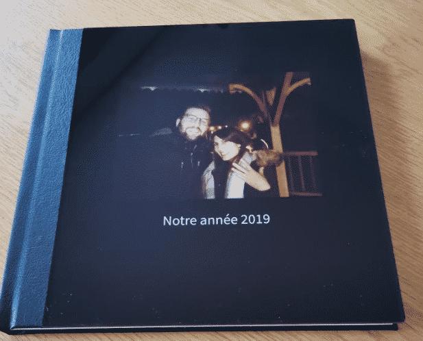 Notre livre photo pour 20219