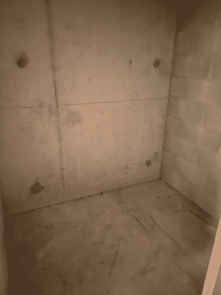 Notre cave vidée grâce à allovoisins